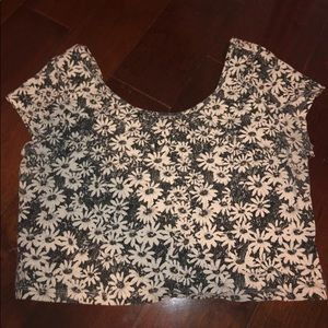 Mossimo Co. Crop Top